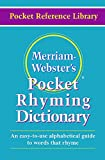 [???]: Merriam-Webster's Pocket Rhyming Dictionary