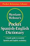 Webster, Merriam: Merriam-Webster's Pocket Spanish-English Dictionary
