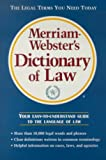 [???]: Merriam-Webster&#39;s Dictionary of Law