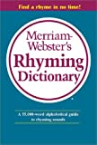 Merriam-Webster: Merriam-Webster's Rhyming Dictionary