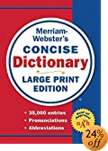Merriam-Webster Concise Dictionary