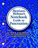 [???]: Merriam-Webster's Notebook Guide to Punctuation