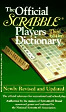The Official Scrabble Players Dictionary&hellip;