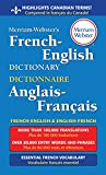 [???]: Merriam-Webster's French-English Dictionary
