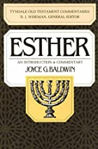 Esther: An Introduction and Commentary…