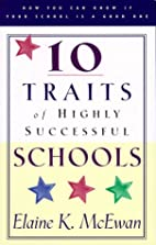 Ten Traits of Highly Successful Schools by…
