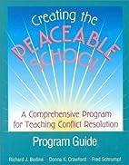 Creating the Peaceable School (program…