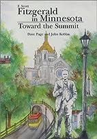 F. Scott Fitzgerald in Minnesota: Toward the…