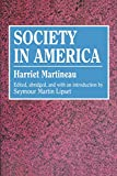 Martineau, Harriet: Society in America