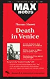 Sax, Boria: Thomas Mann's Death in Venice