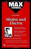 Underiner, Tamara L.: Medea & Electra: (MAXNotes Literature Guides)