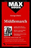 Rae M.A., Gail: Middlemarch: (MAXNotes Literature Guides)