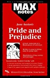 Blanchard, William: Pride and Prejudice: (MAXNotes Literature Guides)