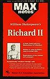 Morrison, Michael: Richard II: (MAXNotes Literature Guides)