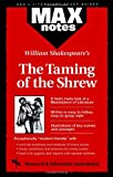 Garcez, Christopher: Taming of the Shrew, The: (MAXNotes Literature Guides)