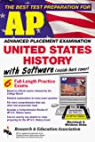 Jerome A. McDuffie: The Best Test Preparation for the Advanced Placement Examination: United States History (Advanced Placement (Ap) Test Series)