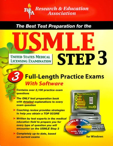 the-usmle-step-3-with-cd-rea-the-best-test-prep-for-the-usmle-step-3-test-preps