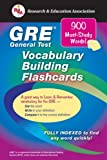 Fogiel, M.: Vocabulary Building Flashcards: GRE General Test