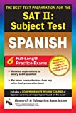 Hammitt, G. M.: SAT II: Spanish Reading Test (REA) -- The Best Test Prep for the SAT II (Test Preps)