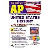 J. A. McDuffie: REA's AP US History Test Prep with TESTware Software