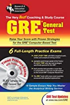 GRE General Test by Pauline Travis