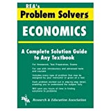 Research and Education Association Staff: Economics Problem Solver