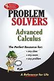 Editors of REA: Advanced Calculus Problem Solver (Problem Solvers Solution Guides)
