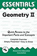 Essentials of Geometry II by Research &…