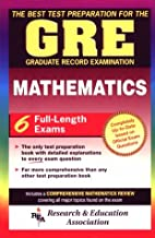GRE Mathematics by O. P. Agrawal