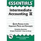 The Essentials of Intermediate Accounting II…