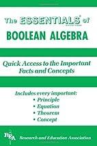 Essentials of Boolean Algebra (Essentials)…