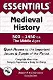Patterson, Gordon M.: Essentials of Medieval History, 500-1450 Ad: 500 To 1450 Ad, the Middle Ages