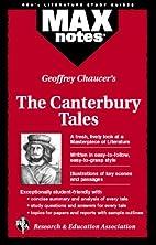 Canterbury Tales, The (MAXNotes Literature…