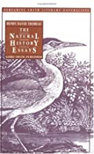 The Natural History Essays (Peregrine Smith&hellip;