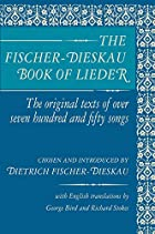 The Fischer-Dieskau Book of Lieder by…