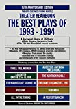 Guernsey, Otis L: The Best Plays of 1993-1994