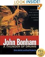 John Bonham: A Thunder of Drums