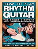 Johnston, Richard: How to Play Rhythm Guitar: The Basics & Beyond