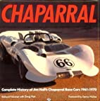 Chaparral by Richard Falconer