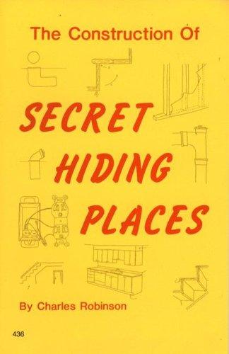 construction-of-secret-hiding-places