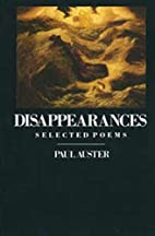 Disappearances by Paul Auster