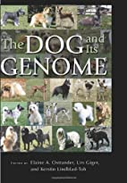 The Dog and Its Genome (Cold Spring Harbor…
