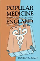 Popular Medicine in Seventeenth Century by…