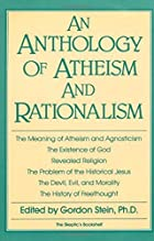 Anthology of Atheism and Rationalism by…