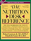 Somer, Elizabeth: The Nutrition Desk Reference