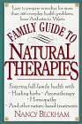 Family Guide to Natural Therapies: Easy to…
