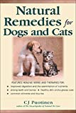 Puotinen, C. J.: Natural Remedies for Dogs and Cats