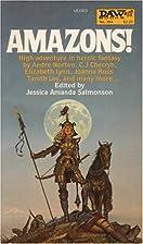 Amazons! by Jessica Salmonson