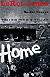 LeRoi Jones: Home: Social Essays