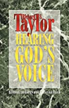 Hearing God's voice: Biblical authority…
